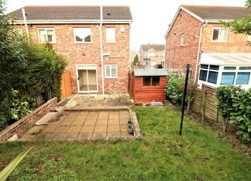 Thumbnail 2 bed semi-detached house to rent in Wood Park View, Athersley North, Barnsley, South Yorkshire