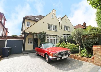 Thumbnail 5 bed semi-detached house for sale in Arden Road, London
