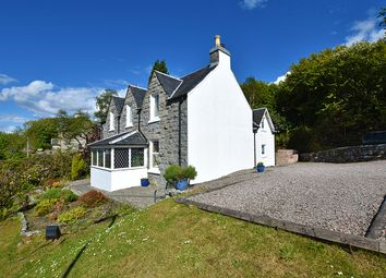 Thumbnail 4 bedroom detached house for sale in Lundavra Road, Fort William