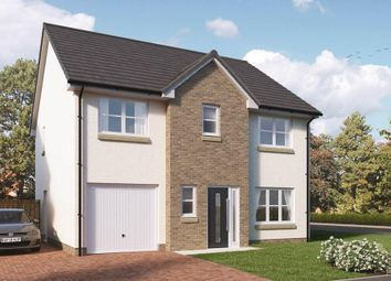 Thumbnail 4 bed detached house for sale in Borland Walk, Strathaven