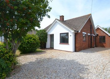 Thumbnail 3 bed detached bungalow for sale in Jubilee Road, Littlebourne, Canterbury
