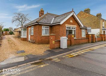 Thumbnail 3 bed detached bungalow for sale in York Road, Chatteris, Cambridgeshire