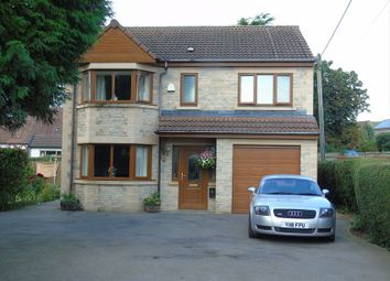 Thumbnail 4 bed detached house for sale in Temple Cloud, Bristol