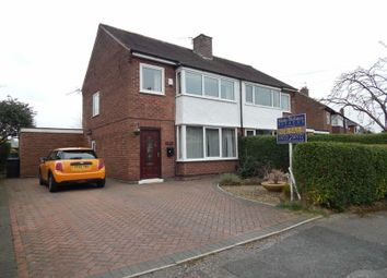 Thumbnail 3 bed property for sale in The Avenue, Penwortham, Preston
