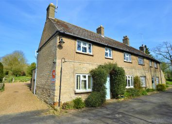 Thumbnail 3 bedroom semi-detached house for sale in Tickencote, Nr Great Casterton, Stamford