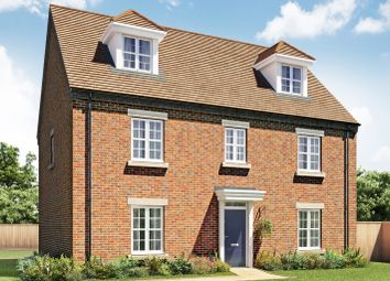 Thumbnail 5 bed detached house for sale in Plot 240, The Kensington, Heanor Road, Smalley, Ilkeston, Derbyshire