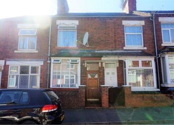 Thumbnail 2 bedroom town house for sale in Harcourt Street, Stoke-On-Trent