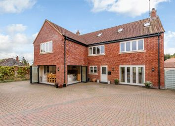 Thumbnail 6 bed detached house for sale in Station Street, Bourne, Lincolnshire