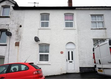 Thumbnail 2 bed terraced house for sale in Nelson Street, Llandrindod Wells