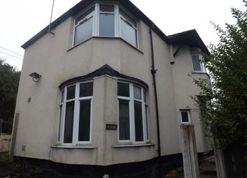 Thumbnail 5 bed detached house for sale in Mostyn Road, Greenfield, Holywell, Flintshire