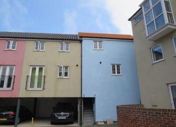 Thumbnail 2 bedroom flat to rent in Church Street, Cromer