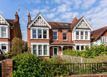 Thumbnail 4 bed property for sale in Leigh Road, Cobham