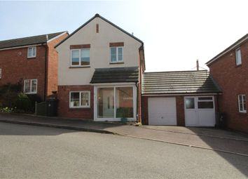Thumbnail 3 bed detached house for sale in Swain Close, Axminster, Devon