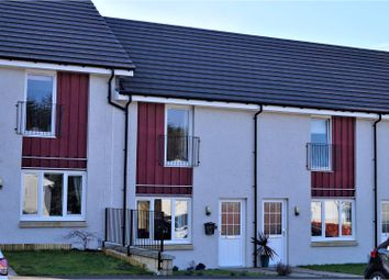 Thumbnail 2 bed terraced house for sale in Larchwood Crescent, Inverness