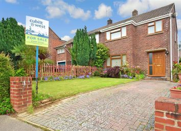 Thumbnail 3 bed semi-detached house for sale in Rumbolds Lane, Haywards Heath, West Sussex