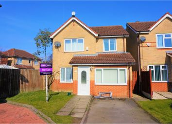 Thumbnail 3 bed detached house for sale in Westbury Court, Hull