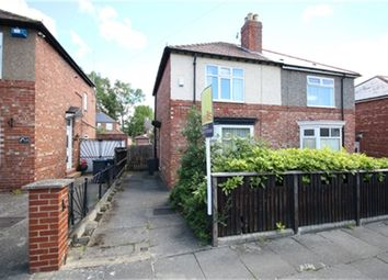 Thumbnail 2 bed semi-detached house to rent in Leyburn Road, Darlington, County Durham