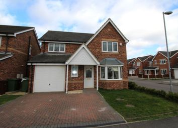 Thumbnail 4 bed detached house for sale in Whitwell Main, Streethouse, Pontefract