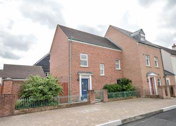 Thumbnail 2 bed end terrace house for sale in East Wichel Way, Swindon