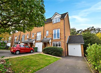 Thumbnail 3 bed end terrace house for sale in Bascombe Grove, Braeburn Park, Crayford, Kent