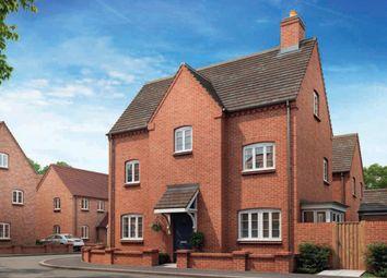 "Thumbnail 4 bedroom detached house for sale in ""Hexham"" at Halse Road, Brackley"