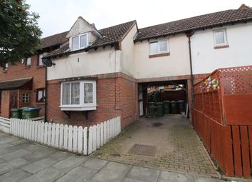Thumbnail 2 bed terraced house to rent in Nickelby Close, Thamesmead, London