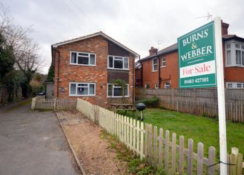 Thumbnail 1 bed flat for sale in Peperharow Road, Godalming