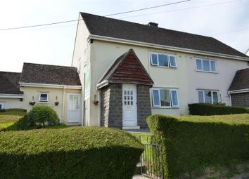 Thumbnail 3 bed semi-detached house for sale in Tregarth, Llangadog