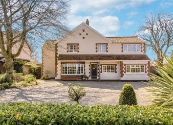 Thumbnail 4 bed detached house for sale in Keswick Road, Cringleford, Norwich