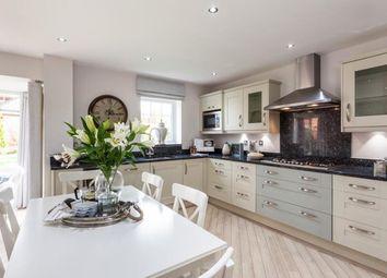"5 bed detached house for sale in ""Evesham"" at Shrewsbury Court, Upwoods Road, Doveridge, Ashbourne DE6"