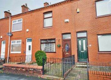 Thumbnail 2 bed terraced house for sale in Lodge Road, Atherton, Manchester
