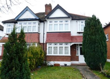 Thumbnail 3 bed semi-detached house for sale in The Fairway, North Wembley, Middlesex