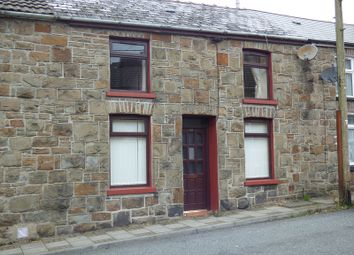 Thumbnail 3 bed terraced house for sale in Dinam Street, Nantymoel, Bridgend.