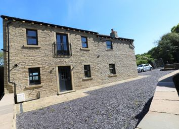 Thumbnail 3 bed barn conversion for sale in Bowling Alley Terrace, Rastrick, Brighouse