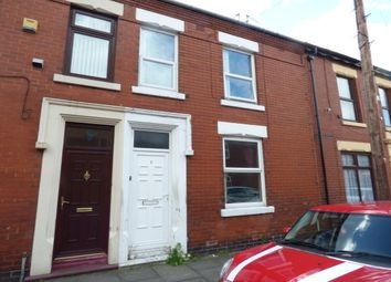 Thumbnail 3 bed terraced house to rent in Salisbury Road, Preston