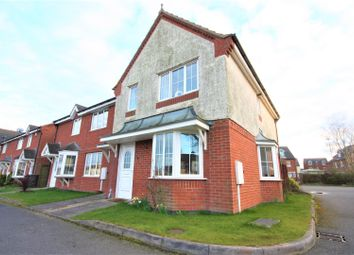 Thumbnail 3 bed town house for sale in Snibston Court, Ashby Road, Coalville