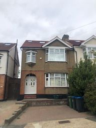 Thumbnail 4 bed semi-detached house to rent in Malden Hill, New Malden