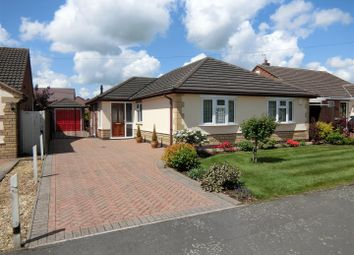 Thumbnail 3 bed detached bungalow for sale in Parkdale, Ibstock, Leicestershire