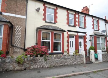 Thumbnail 3 bed terraced house for sale in Cadwgan Avenue, Old Colwyn, Colwyn Bay