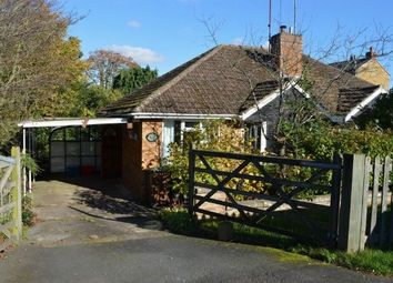 Thumbnail 1 bed semi-detached bungalow to rent in Church Lane, Pitsford, Northampton