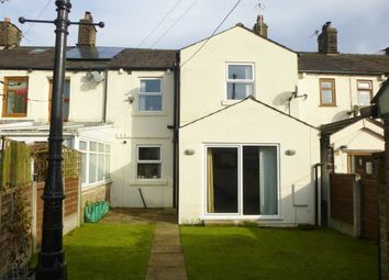 Thumbnail 1 bed terraced house for sale in Adderley Place, Glossop, Derbyshire