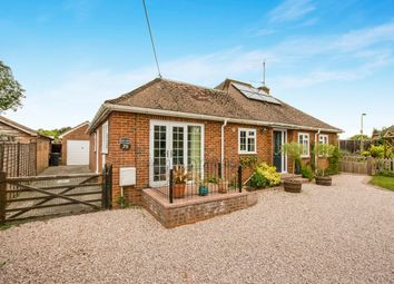 Thumbnail 4 bedroom detached bungalow for sale in Pack Lane, Kempshott, Basingstoke