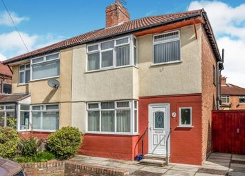 3 bed semi-detached house for sale in Vogan Avenue, Crosby, Liverpool, Merseyside L23