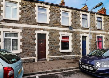 Thumbnail 3 bedroom terraced house for sale in Emerald Street, Roath, Cardiff
