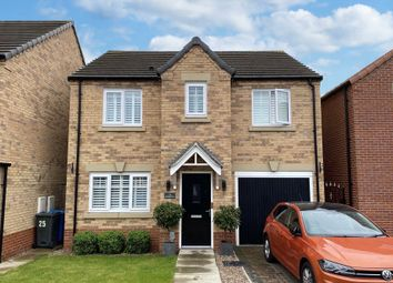Thumbnail 4 bed detached house for sale in Hallcoate View, Hull, East Yorkshire