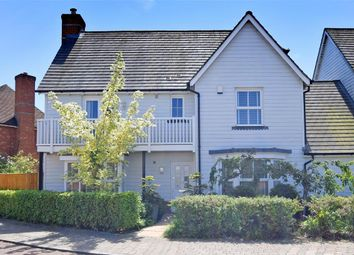 5 bed detached house for sale in Eden Way, Kings Hill, West Malling, Kent ME19