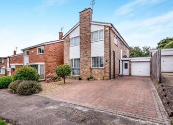 Thumbnail 4 bed detached house for sale in Neville Crescent, Bromham, Bedford, Bedfordshire