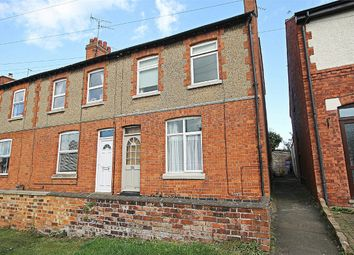 Thumbnail 2 bed end terrace house for sale in Northampton Road, Brixworth, Northampton