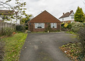 Thumbnail 3 bed bungalow for sale in London Road, Leybourne, West Malling
