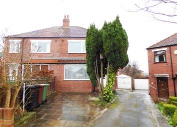 Thumbnail 3 bedroom semi-detached house to rent in Calverley Garth, Bramley, Leeds